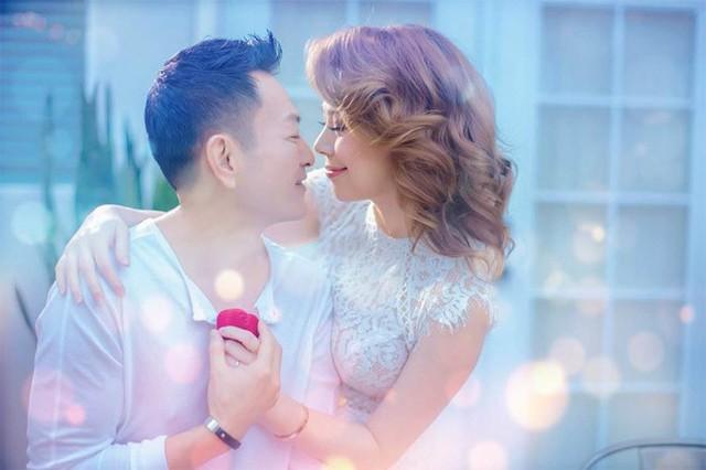 Thanh Thảo và bạn trai Việt kiều đã về chung một nhà từ hơn một năm qua.