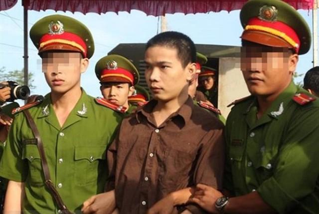 Con bà, Vũ Văn Tiến (SN 1991) đồng phạm trong vụ thảm sát 6 người ở Bình Phước. Ngày 17/11/2017, chủ mưu Nguyễn Hải Dương đã thi hành án tử hình bằng hình thức tiêm thuốc độc.