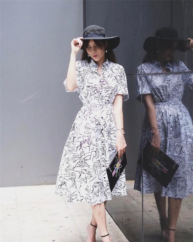 Tìm kiếm gợi ý diện đồ công sở từ chính phong cách của các người đẹp Việt - Ảnh 22.