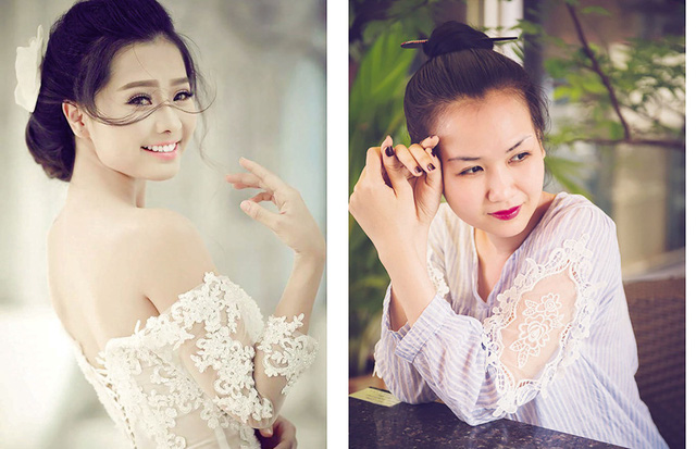 """Diễn viên Khánh Hiền (trái), ca sĩ Võ Hạ Trâm từng kể chuyện bị gạ """"đổi tình lấy vai diễn và tiền"""". Ảnh: TL"""