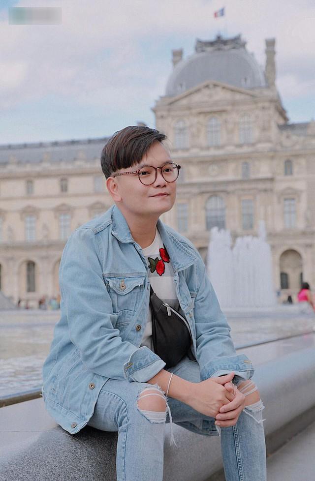 Giám khảo Quý cô hoàn hảo gây sốt trên mạng xã hội - Trịnh Tú Trung.
