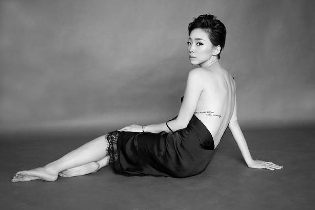 Nữ ca sĩ hiện đang là một trong số những nghệ sĩ theo đuổi hình tượng sexy trong showbiz Việt