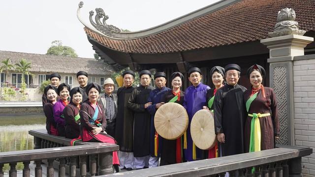 Gìn giữ lối hát quan họ cổ: Niềm trăn trở của CLB quan họ truyền thống Nhị Hà