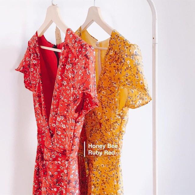 Hè 2018 đúng là mùa mặc váy hoa rồi, hot nhất đang là 3 kiểu váy cực xinh xẻo và nữ tính này
