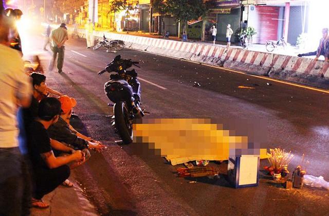 9X thiệt mạng sau khi tông vào xe máy chạy ngược chiều