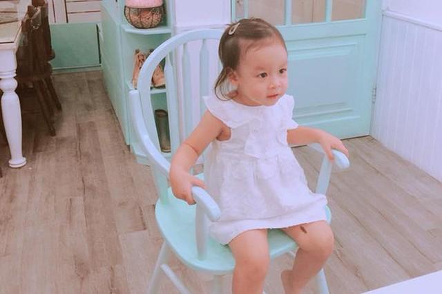 Cận cảnh chân dung của bé Misu