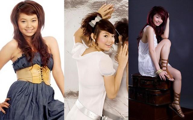 Năm 2008, ở tuổi 20, người đẹp định hình phong cách nhí nhảnh. Năm 2008, Minh Hằng tích cực giảm cân. Hình ảnh mới trẻ trung, năng động của cô được đánh giá cao.