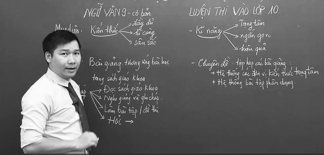 Thầy Nguyễn Phi Hùng, Giáo viên Trường THPT Anhxtanh (Hà Nội). Ảnh: Q.A