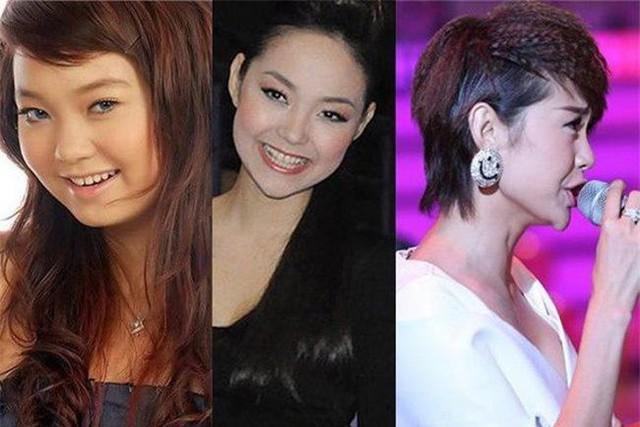 Khi showbiz Việt giờ là cuộc đua... cằm dài của loạt mỹ nhân đình đám
