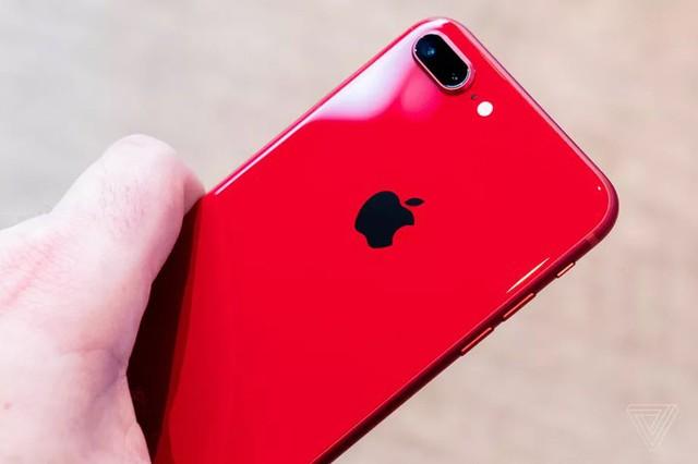 ảnh Thực Tế Iphone 8 Và 8 Plus Màu đỏ