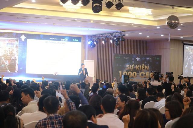 Diễn giả Hoàng Đình Trọng – Chủ tịch Công ty cổ phần điện lạnh TST, Chủ tịch Công ty TNHH đào tạo tư vấn PDCA