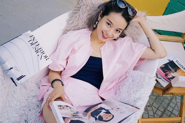 Sau hơn 10 năm kể từ ngày Mi Vân gây chú ý, cô không còn xuất hiện rầm rộ trên mặt báo. 8X tập trung cho công việc kinh doanh thời trang và chăm sóc con gái nhỏ. Song hot girl vẫn giữ được nét đẹp vốn có và phần nào trở nên sắc sảo, mặn mà hơn trước.
