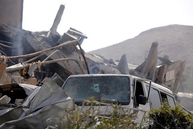 Trung tâm này phủ nhận chuyện họ đang phát triển vũ khí hóa học. Ảnh: Reuters.