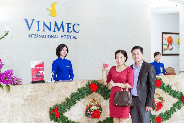 """Vinmec cùng Bảo Việt dành tặng khách hàng VinID hàng tỷ đồng ưu đãi trong tuần lễ Vàng """"Chăm lo tương lai"""""""