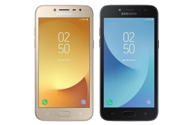 Galaxy J2 Pro có thiết kế khá đẹp dù chỉ để nghe gọi, nhắn tin.