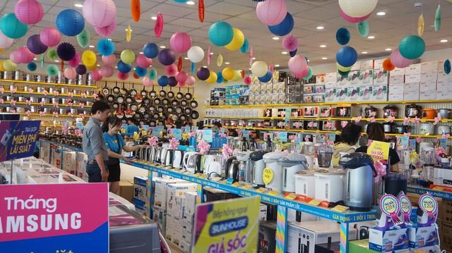 Khi bạn có nhu cầu mua đồ gia dụng thì không cần thiết phải mua những dòng sản phẩm mới nhất