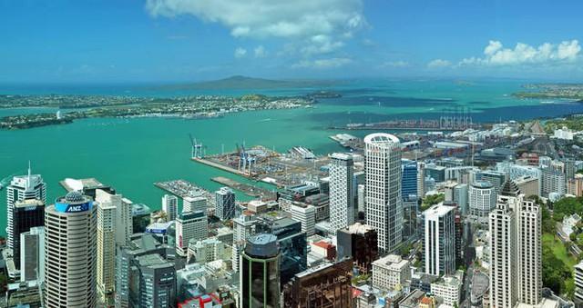 1. Auckland, New Zealand tới Doha, Qatar (Qatar Airlines)