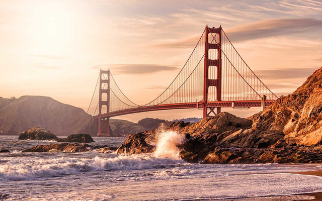 7. San Francisco, Mỹ tới Singapore (United Airlines và Singapore Airlines)
