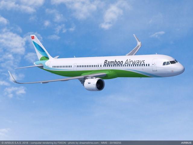 Hàng không Bamboo Airways
