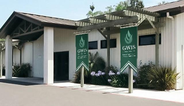 Hình ảnh trụ sở mà Trường GWIS quảng cáo được cho là không đúng.