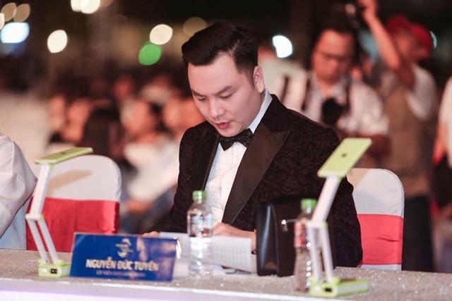 Ông Nguyễn Đức Tuyên là thành viên ban giám khảo đêm bán kết của cuộc thi vào tối 5/4. Ảnh: BTC.