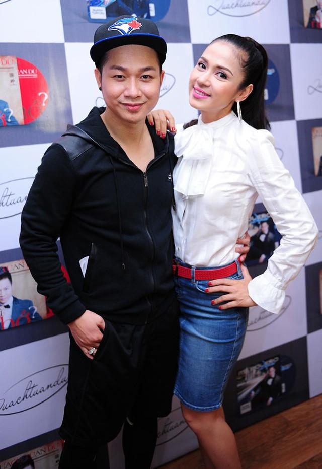 Quách Tuấn Du và Việt Trinh là bạn thân hơn 20 năm.