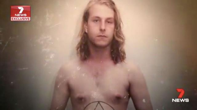 Hình ảnh Tim vào năm 2005 lúc bị bắt nhưng vì hắn mắc bệnh tâm thần nên không bị buộc tội giết người. (Ảnh: Internet)