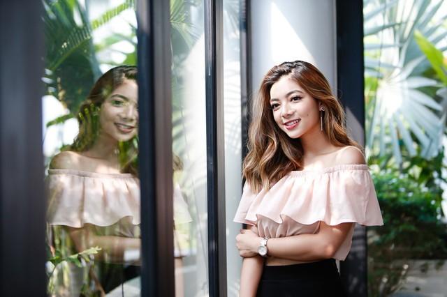 Con gái Chưởng môn Vịnh Xuân: 'Muốn như Kaity Nguyễn khi vào showbiz'