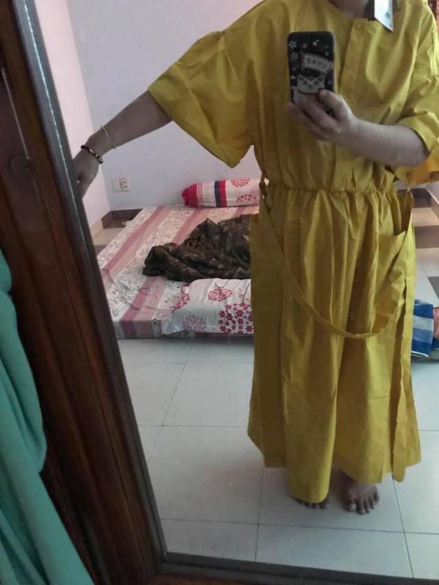 Ngay sau khi được chia sẻ, câu chuyện mua hàng online này đã thu hút rất nhiều sự quan tâm của các chị em, nhất là các tín đồ của váy áo.
