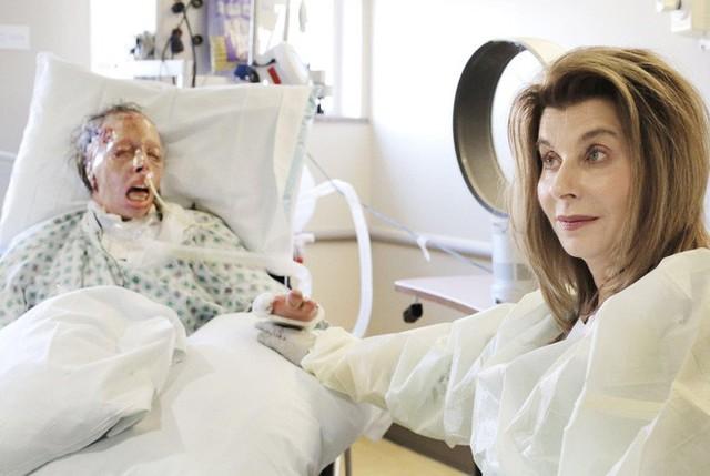 Với những vết thương quá nặng và di chứng để lại, Judy đã không thể tiếp tục chống chọi.