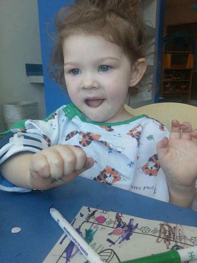 2 năm sau ca phẫu thuật, sức khỏe Brynnleigh đã ổn định.