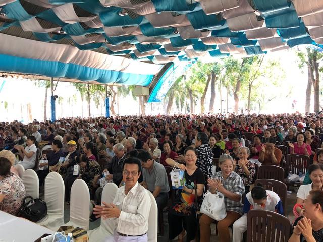 Gần 2.000 người cao tuổi hào hứng tham gia Hội thảo
