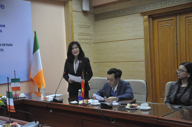 Bà Linda Seah, Giám đốc Shire khu vực Đông Nam Á