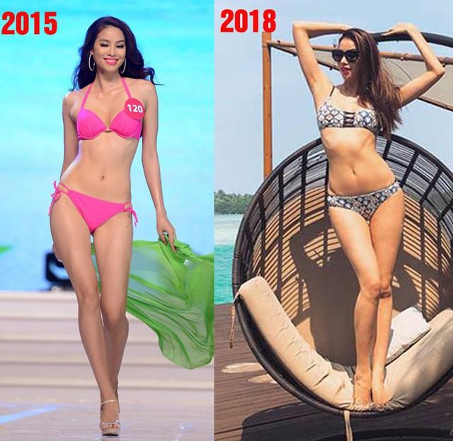 """5 Người đẹp biển đình đám: Ai có hình thể bikini """"nóng"""" nhất?"""