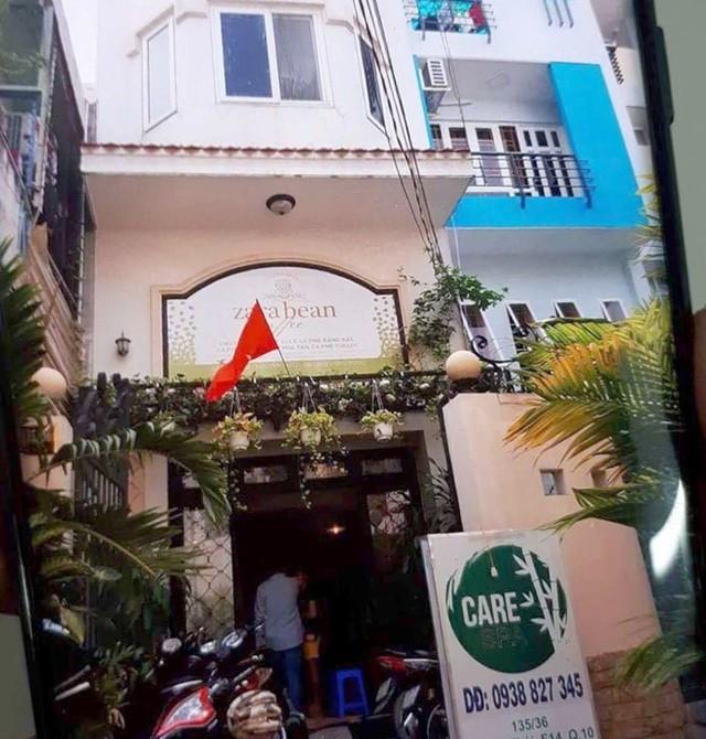 Phá ổ mại dâm đồng tính nam ở trung tâm Sài Gòn