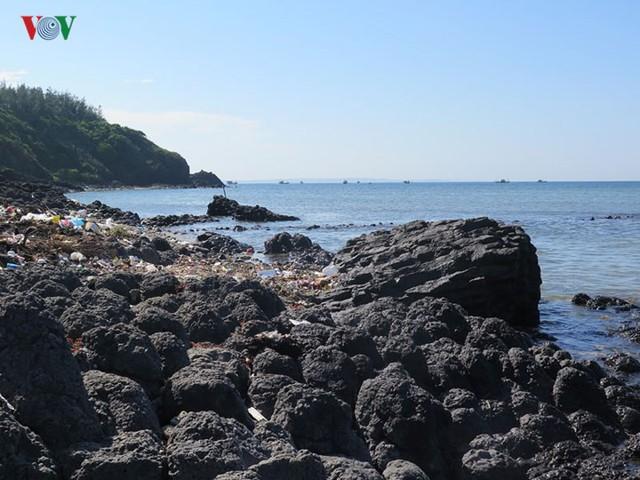 Khu vực biển Bình Châu - Lý Sơn có cấu tạo địa chất độc đáo cần được bảo vệ
