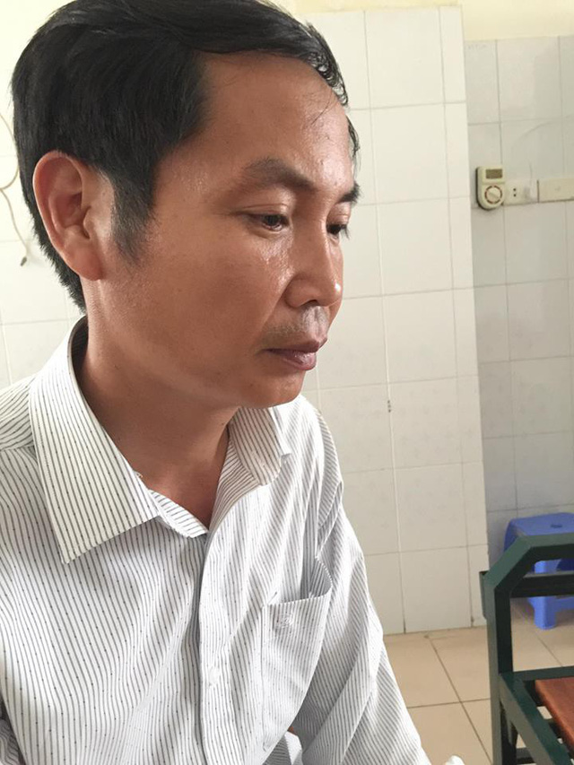 Anh Minh bất thần lo lắng cho sức khỏe của ba mẹ con