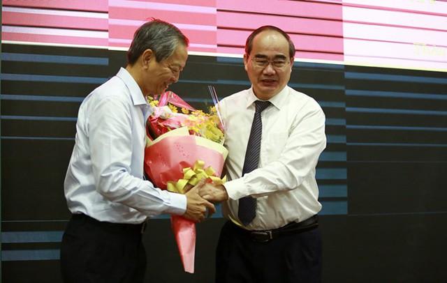 Miễn nhiệm chức vụ Phó chủ tịch UBND TP.HCM đối với ông Lê Văn Khoa