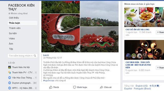 Thực hư chuyện 'rồng bay từ Nam Định về Hải Phòng tìm mộ'