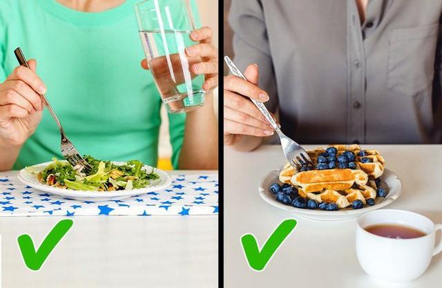 Nhiều nghiên cứu cũng đã chỉ ra rằng có một số thực phẩm có thể làm giảm nồng độ axit trong dạ dày nhưng nó trở lại bình thường rất nhanh.