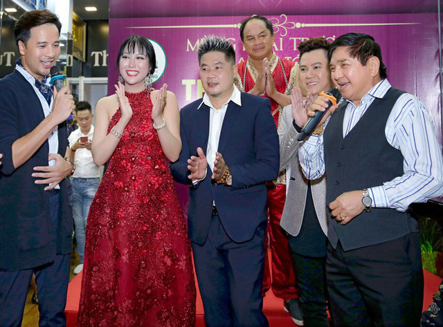 Đoàn Thành Tài, Chí Tâm, Quốc Đại khoe giọng hát bên Phi Thanh Vân.