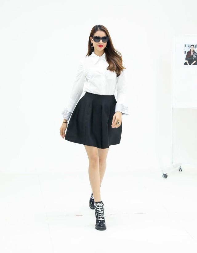 Phạm Hương là nàng Hoa hậu thay đổi phong cách chóng mặt nhất Vbiz