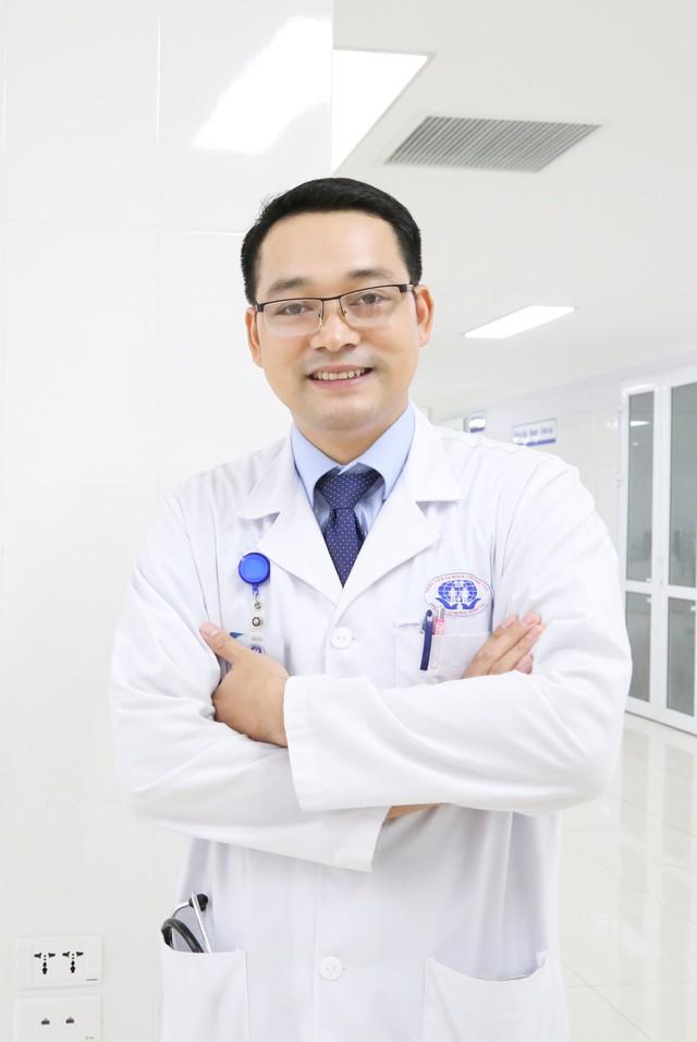 ThS. Bs. Trần Xuân Vĩnh – Phó trưởng Đơn vị Phẫu thuật ung bướu - Hóa trị liệu