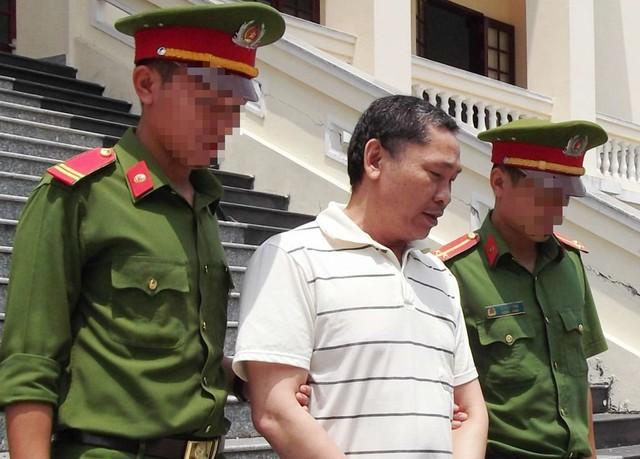 Cái kết đắng cho kẻ nổ 'chạy án tử' cuỗm gần 700 triệu đồng