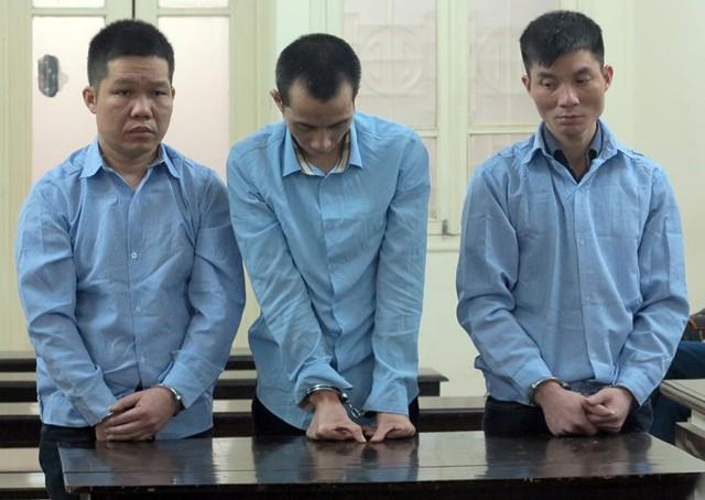 Tử hình 2 bị cáo trong chuyến hàng ma túy trị giá 2 tỷ đồng