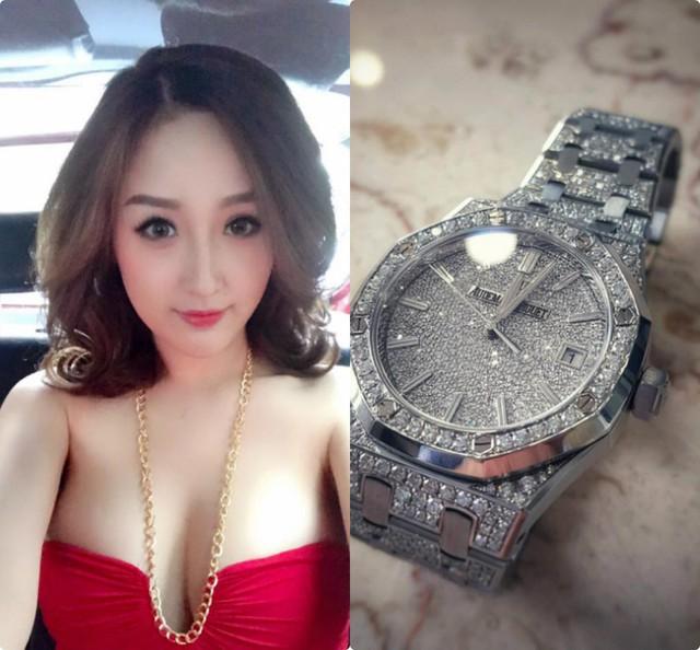 Trước khi khoe đồng hồ hơn 2 tỷ, Hoa hậu Mai Phương Thúy giàu cỡ nào?