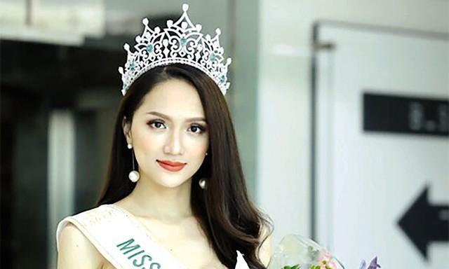 Hương Giang và dự định tổ chức cuộc thi Hoa hậu Chuyển giới ở Việt Nam