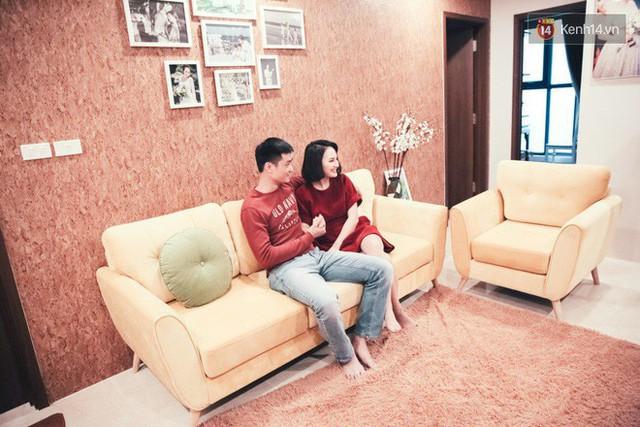 Bảo Thanh và chồng khoe căn nhà mới tậu