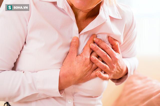 Đa phần người Việt đều bỏ qua những dấu hiệu suy tim rất nguy hiểm sau