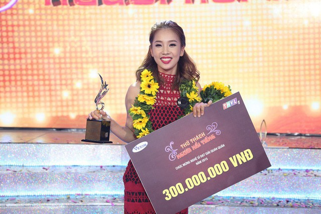 Phạm Lịch đăng quang Quán quân chương trình Thử thách người nổi tiếng 2016